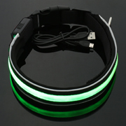 led dog collar (JPF-903)