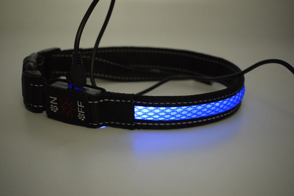 led pet collar(JPF-702A)